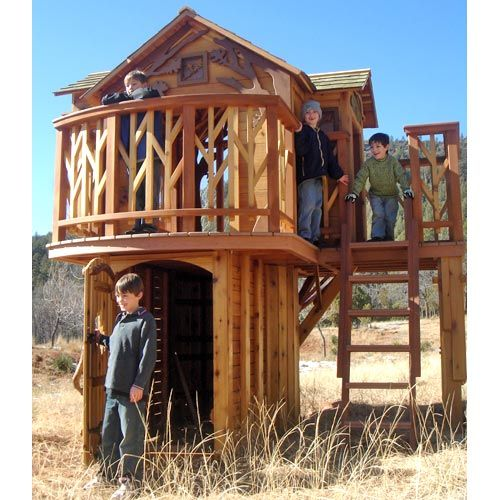 Free Standing Tree House Plans 409 best playing around images on pinterest