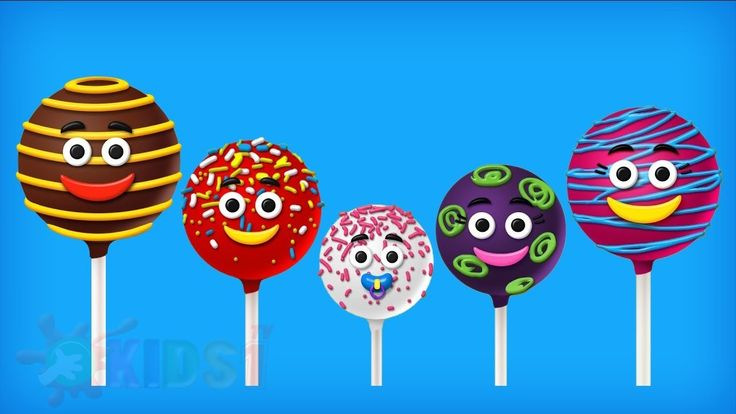 Chocolate Cake Pops Finger Family Songs - Top10 Finger Family Collection - Finger Family Songs