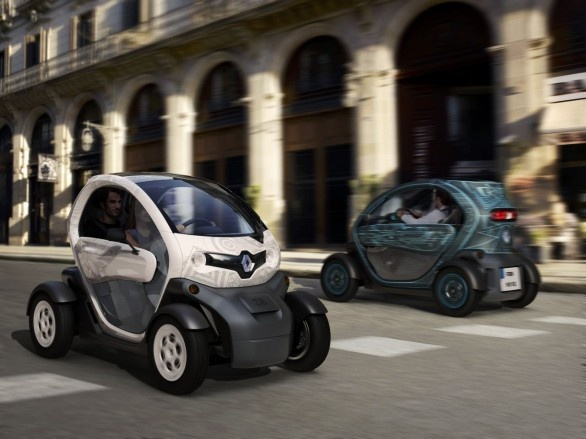 Best Renault Twizy Images On Pinterest Cars Electric Cars