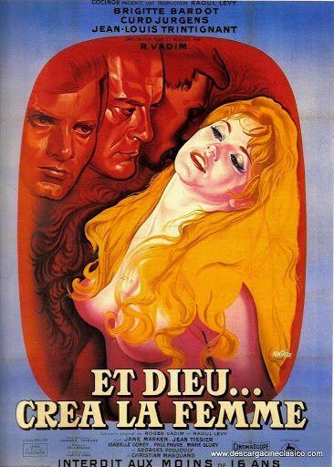 Y Dios creó a la mujer (1956) Dual con Sub | DESCARGA CINE CLASICO