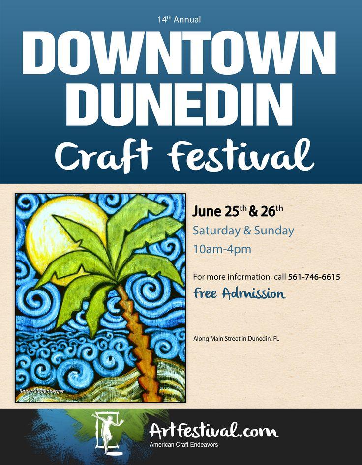Dunedin Craft Festival June