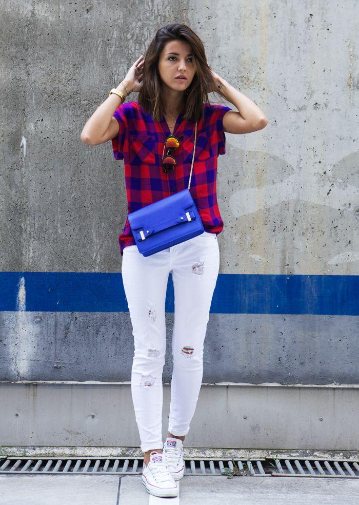 blue & red - Lovely Pepa by Alexandra
