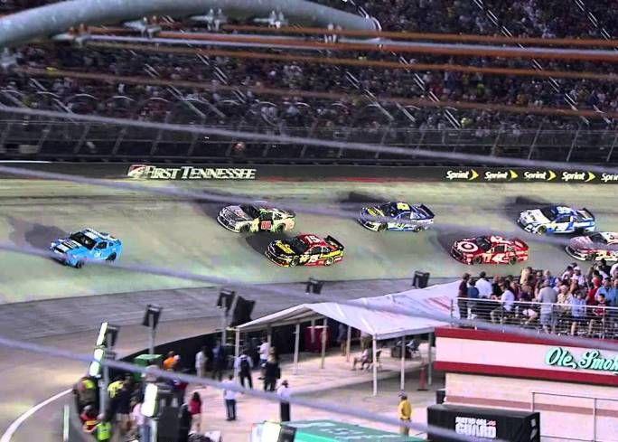 NASCAR Extended Highlights   Bristol Motor Speedway 2013 – Nascar News Videos