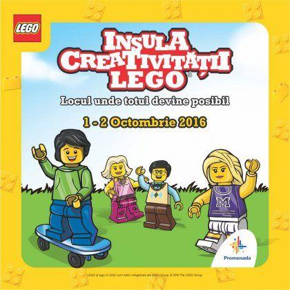 Promenada Mall te așteaptă săptămâna aceasta cu o agendă plină de evenimente pentru pasionații cafegii, dar și pentru cei cărora le place să construiască LEGO