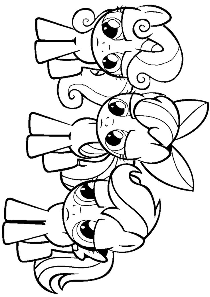 rainbow dash as a filly coloring pages | 216 best images about My Little Pony Coloring Pages on ...