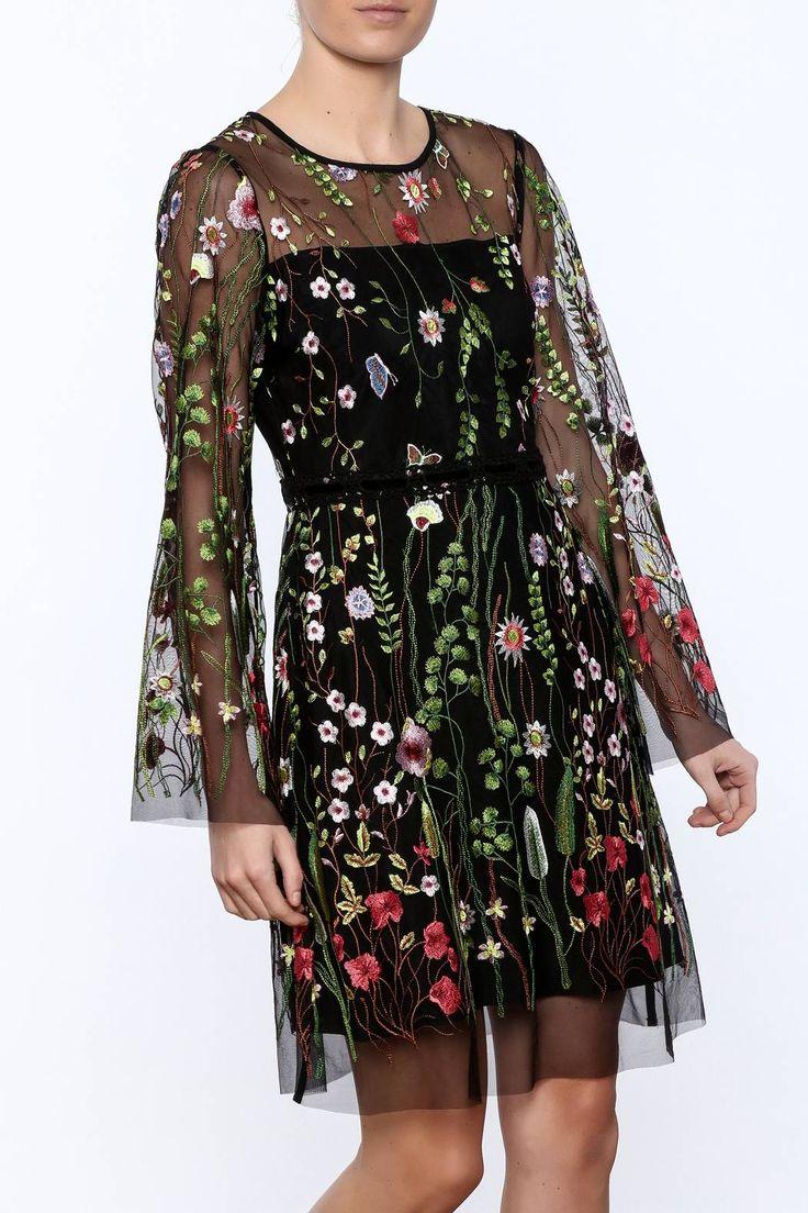 DRESSES - 3/4 length dresses Hale Bob oK1hvMph