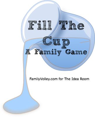 Fill the Cup for The Idea Room