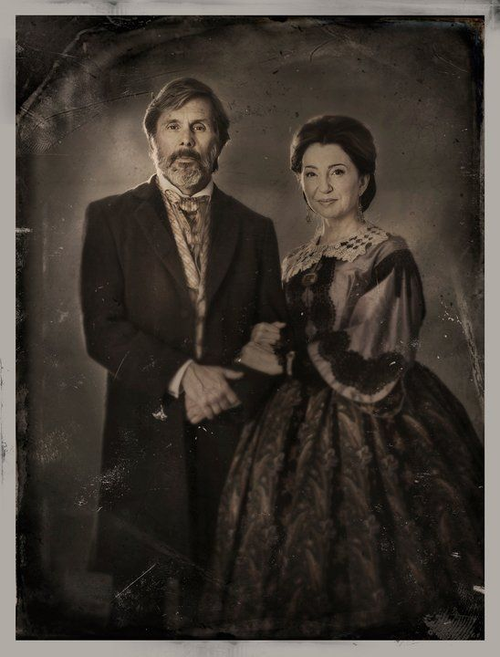Character Tintype Portrait Gallery | Cast and Characters | Mercy Street | PBS