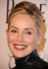 Sharon Stone, Actress: Casino. Sharon Stone was born and raised in Meadville, a small town in Pennsylvania. Her strict father was a factory worker and her mother was a homemaker. She was the second of four children. At the age of 15, she studied in Saegertown High School, Pennsylvania and, at that same age, entered Edinboro State University of Pennsylvania...