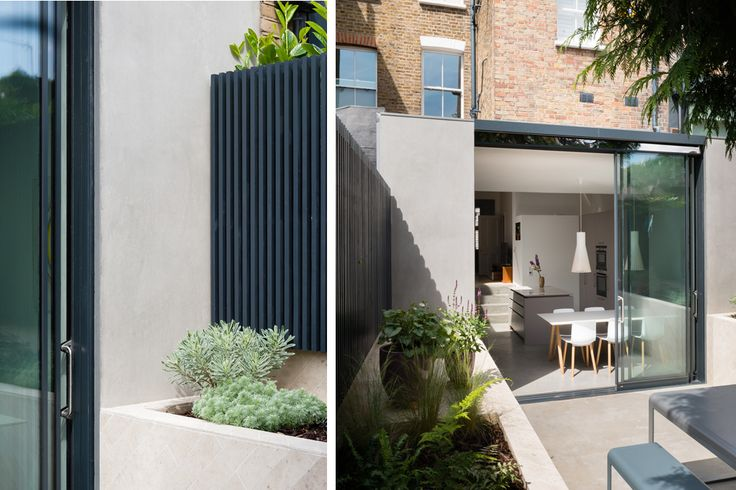 This house extension and refurbishment in Highbury, North London transforms a Victorian terraced house in a conservation area.The brief was to create open plan spaces with an improved relationship to the garden, and a kitchen that could be enjoyed as a social space. The original...