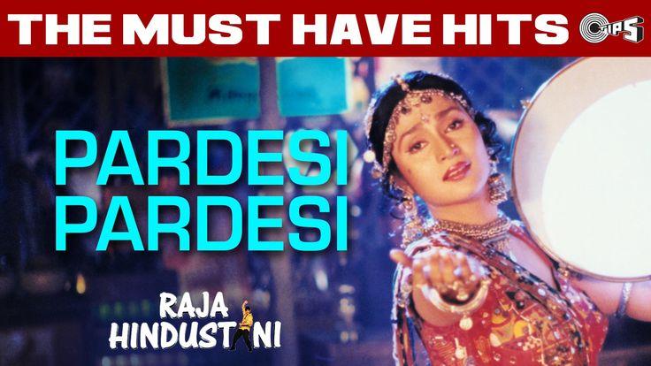 Pardesi Pardesi - Raja Hindustani | Aamir Khan, Karisma Kapoor | Udit Na...