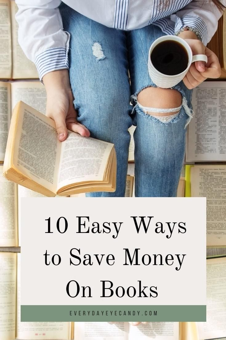 10 easy ways to save money on books video video in