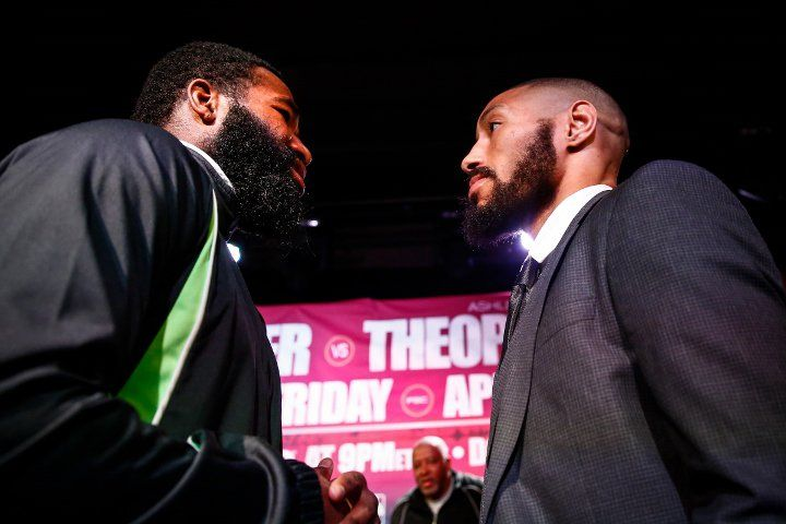 Adrien Broner vs. Ashley Theophane final press conference quotes