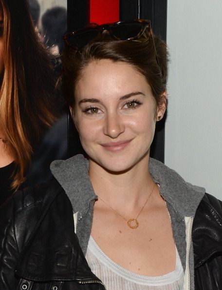 Shailene Woodley attends Summit Entertainment And Allittakes.Org's Private Screening Of 'Divergent' at Muvico Theaters Thousand Oaks 14 on March 17, 2014 in Thousand Oaks, California.