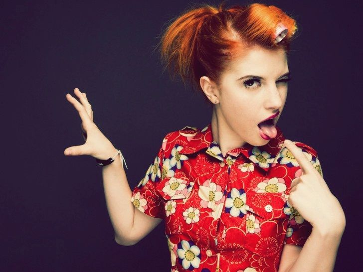 Hayley Williams Net Worth 2014