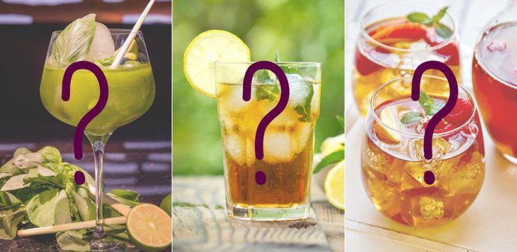 Der neue It-Drink des Sommers heißt ...