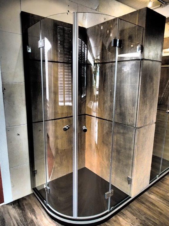 Unternehmen Teuscher Glasduschen Duschwand Glas Dusche
