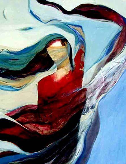 Iranian Art   THE IRANIAN: Paintings, Pooneh Jafari Nejad