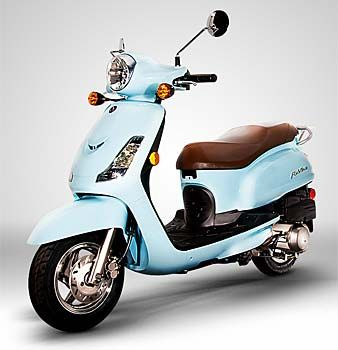 SYM Fiddle II 125cc Motor Scooter