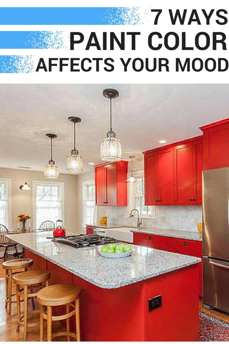 7 Ways Your Paint Picks Affect Your Mood Paint Colors