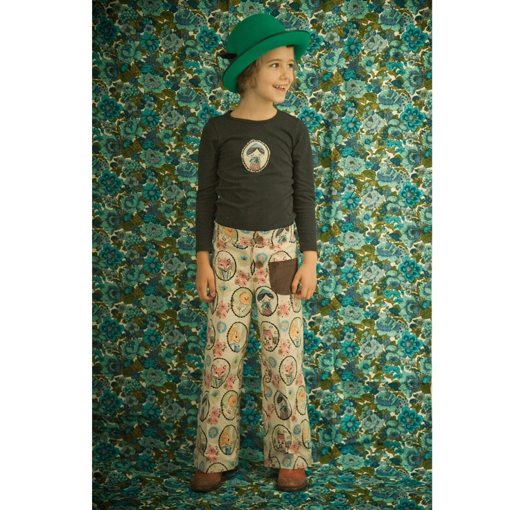 Same MishaLula fabric print, different clothing application. Awesome Liberty-style floral fabric in the background too.Fabrics Prints, Clothing Application, Awesome Liberty'S Styl, Mishalula Fabrics, Liberty'S Styl Floral, Floral Fabrics