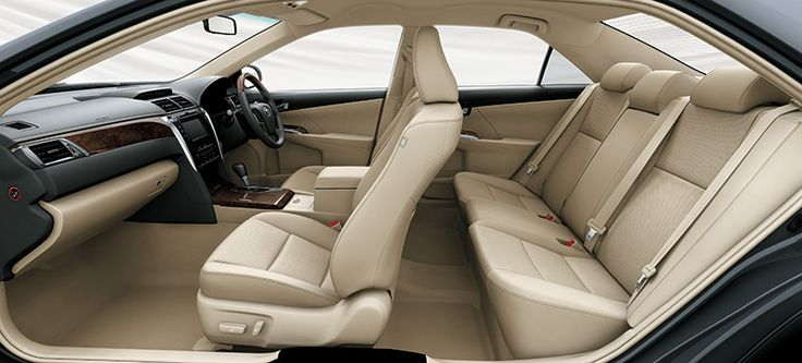 Toyota All New Camry - Interior Side View - Only at AUTO2000