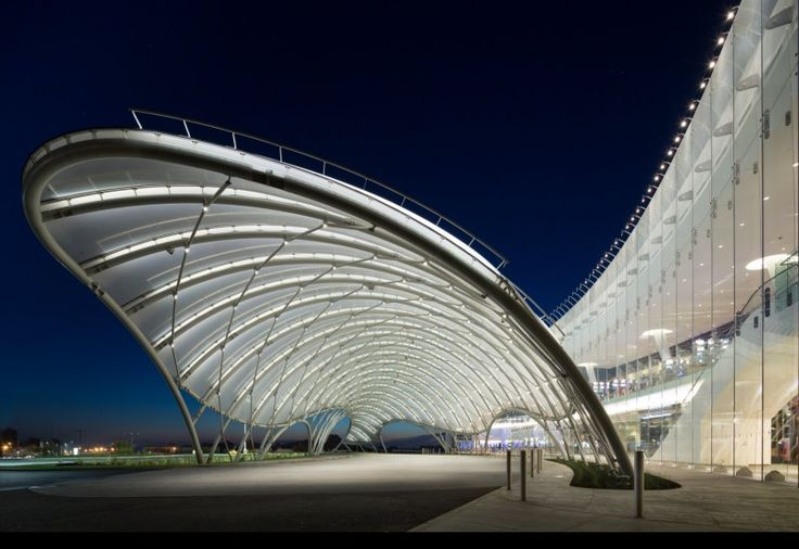 Empire City Casino at Yonkers Raceway, ETFE