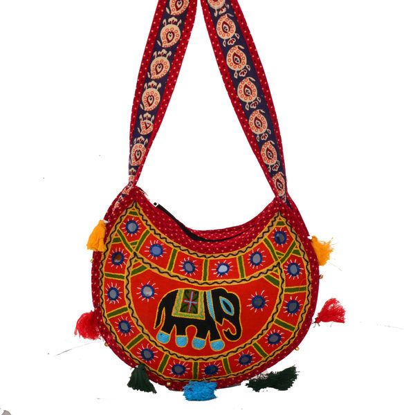 swatidesigns.com offers Handbags You Can Buy Various High Quality Crochet and Zari Arm Bag, Hand embroiderd sling bags http://www.swatidesigns.com/home-handbags