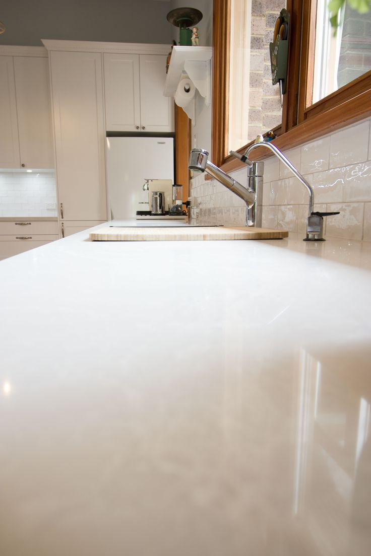 Online Kitchen Design Tool Pottery Canisters Caesarstone Alpine Mist Benchtop. Www ...