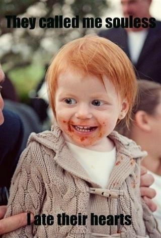 meme Redhead birthday