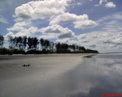 Pantai Panjang, Bengkulu, Indonesia