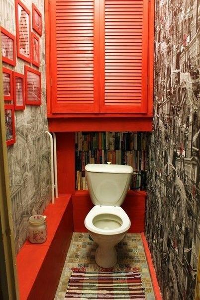Дизайн туалета. Помогите!   Идеи для ремонта