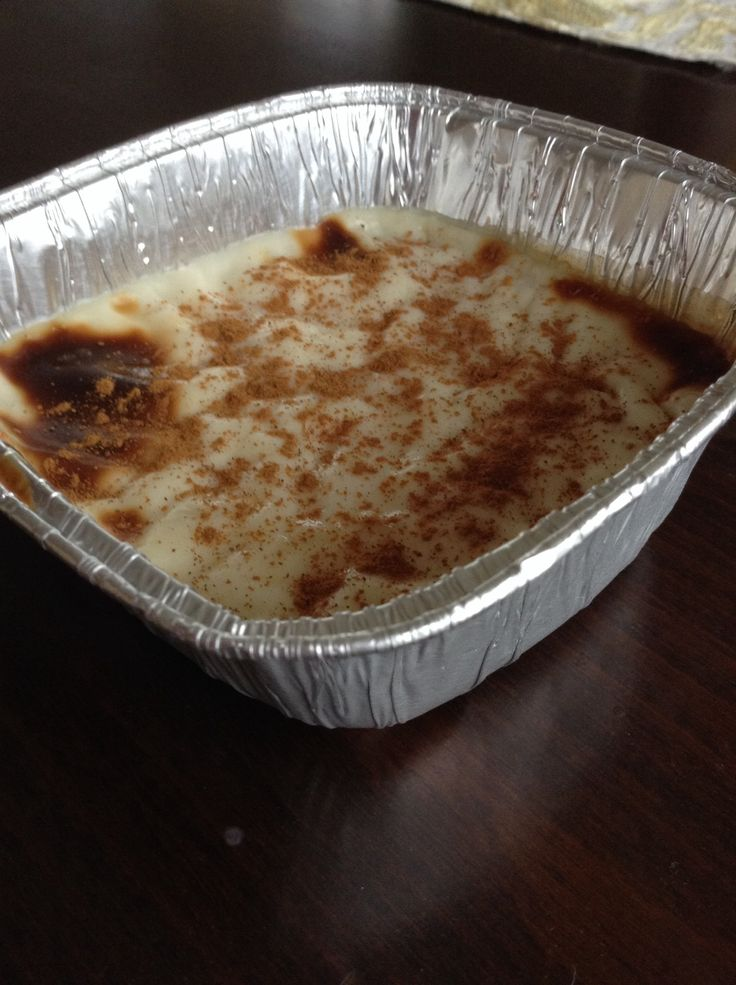 How to Make Turkish Rice Pudding (Sütlaç)