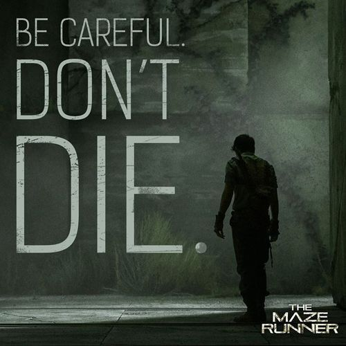great. we're all bloody Inspired. now lets go! -Newt