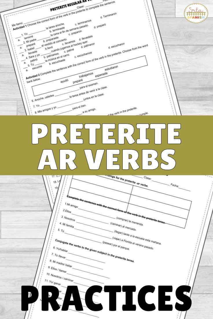 Are You Looking For Activities To Practice The Preterite Tense With Your Spanish Classes High School Spanish Classroom Spanish Lesson Plans High School Spanish [ 1104 x 736 Pixel ]