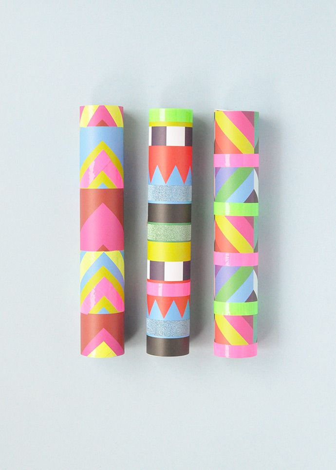 Make Your Own Kaleidoscope Diy Crafts Tutorials Pinterest
