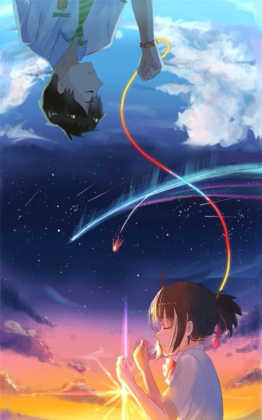 Your Name - Taki & Mitsuha