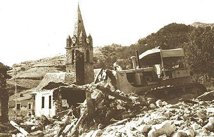 Historique du barrage de Serre-Ponçon et de la Durance