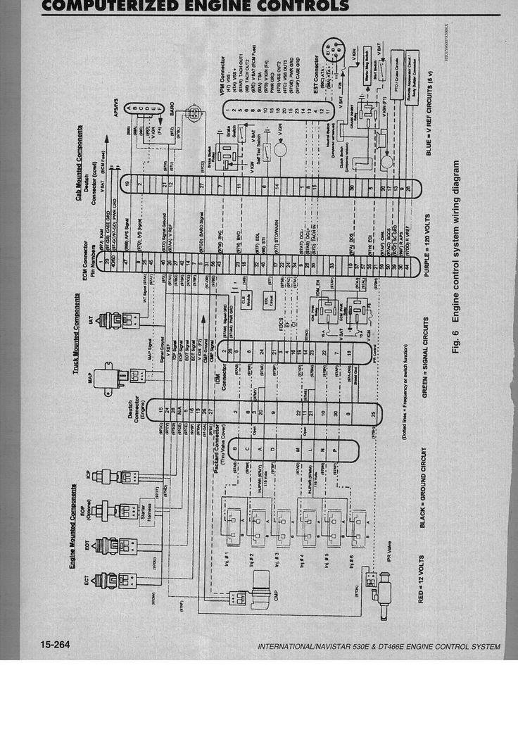 Wiring Diagram And Schematics, International Truck Wiring Diagram