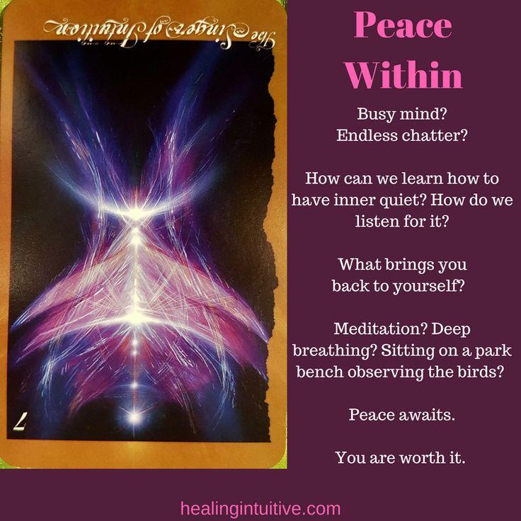 Here is your April 23, 2017 Healing Message! Nurture nurture nurture. :) See more at healingintuitive.com.