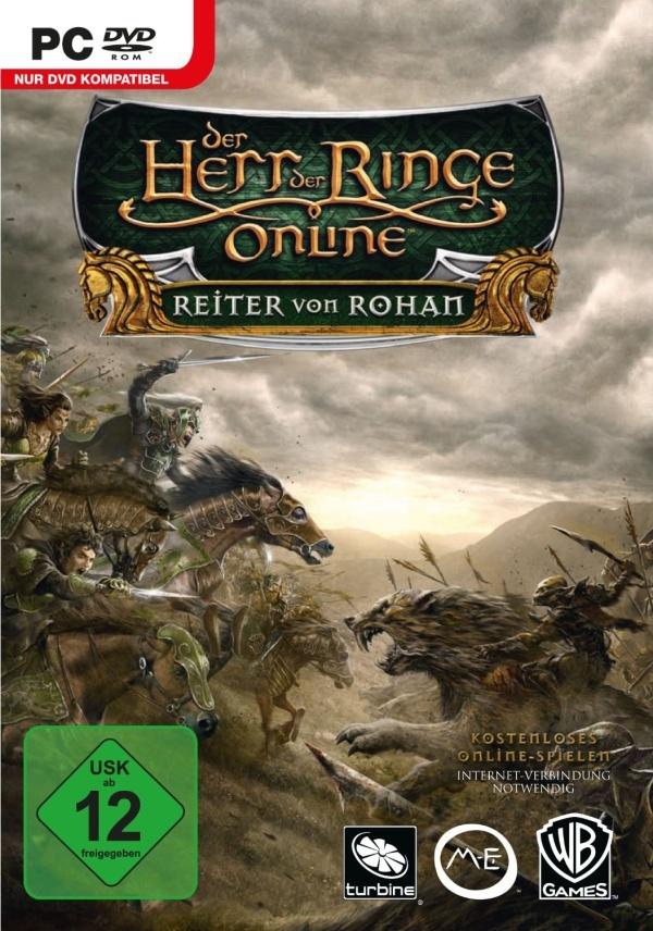 Der Herr der Ringe Online: Die Reiter von Rohan (Expansion Set)