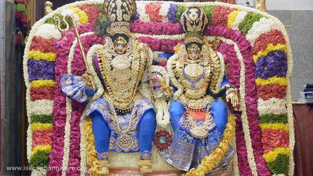 Brahmotsava Day 4 Ashva Vahanotsava Photo Gallery
