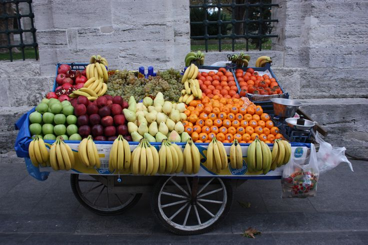 Obstwagen