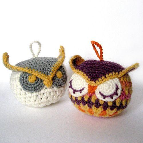 The Owls by irenestrange, via Flickr