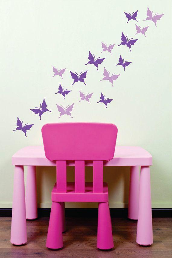 Best  Butterfly Wall Decals Ideas On Pinterest Butterfly - Wall decals butterflies