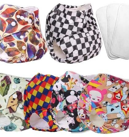 $4.99 - cloth diapers,cloth diapers olympia