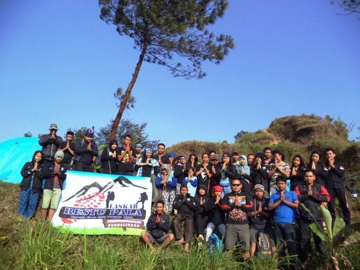 Pecinta Alam Mulai Lirik Destinasi Wisata Bukit Njelir