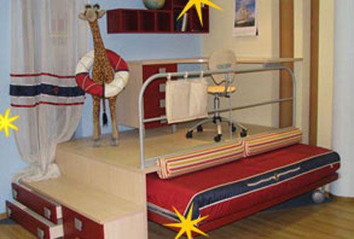 Подиум Кровать Выдвижная - Лекарственные растения