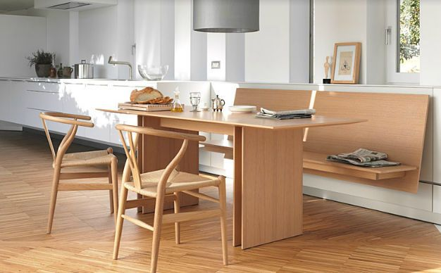 Oltre 1000 idee su panca da tavolo su pinterest panca - Cucine con panca ...