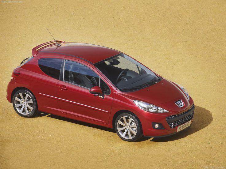 2010 Peugeot 207 RC   Turbo I4, 1,598 cm³   175 bhp / 130 kW